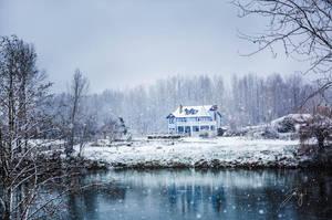 A Winter Wonderland by Jorgipie
