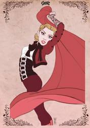 Madonna Living For Love by andersonmahanski