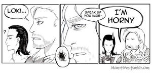 Thor's a whore by Lokimotives