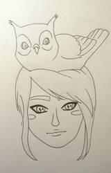 Owlhead by Tygrysica