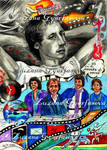 Mark Knopfler and Dire Straits by ZuzanaGyarfasova