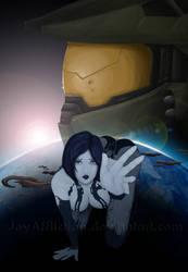 Halo 4 by JoyAffliction