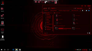 Jarvis red on win10 by hs1987