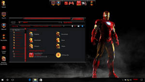 ironman on win10 by hs1987