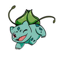 Bulbasaur by Bricus27