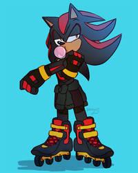 He skate by Bricus27