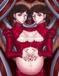 Mpreg Circus :: Twins [Censored Ver] by chantilin