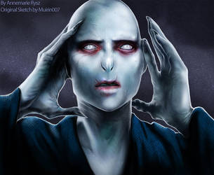 Voldemort by smackfoo