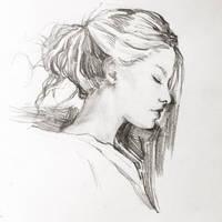 Pensive by TrunaDragon