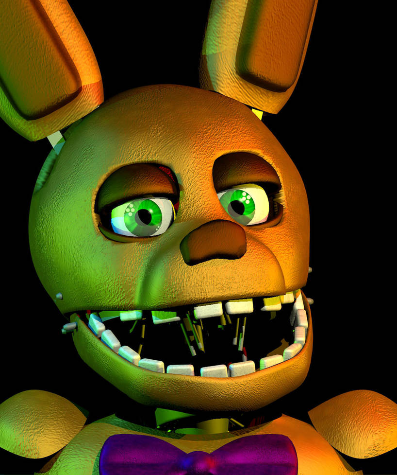 SpringBonnie Android Wallpaper By Bount56 On DeviantArt