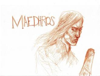 Maedhros by bozac