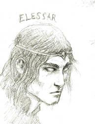 Elf Stone by bozac