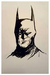 Hurr Hurm Batman by bozac