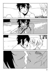 doujinshi Do you remember our first love 7 by Meissner-kun