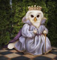 Mrs. Owl by kosolap