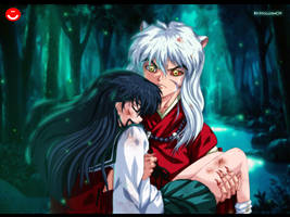 Inuyasha by HollowCN
