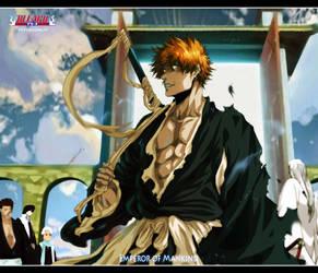 Emperor of Mankind-Ichigo by HollowCN