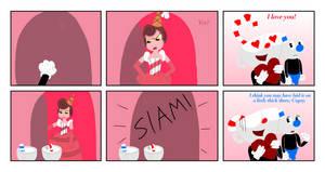 Sour n' Sweet by KittyComics