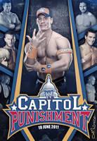 WWE Capitol Punishment 2011 by XNITROZ