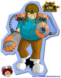 Codename: Kids Next Door-No.2 by Avian07