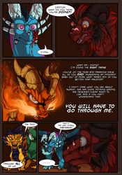 Feuriah's Dawn | pg.67 by WeirdHyenas