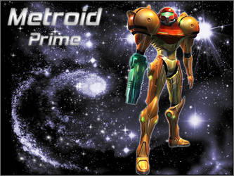Another MetroidPrime wallpaper by Agony2005