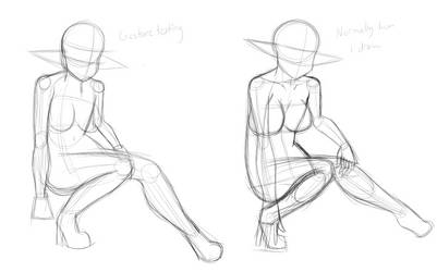 Testing Sketch by Kinathefox