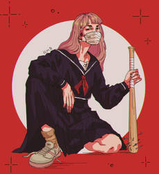 sukeban by Himion