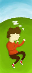 sleep by liZerta