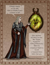 The Hobbit: Fairy Tale by wolfanita