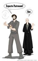 Shirt Design: Doctor Strange: Small Staff Magic by wolfanita