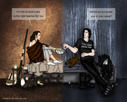 Star Wars: Force Chat by wolfanita