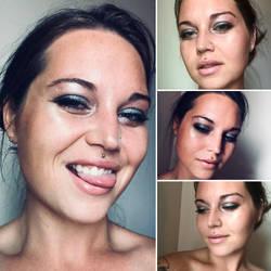 Makeup addiction  by Kierdon