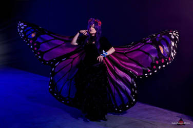Dark Fairy by Elektra86