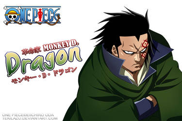 One Piece - Monkey D. Dragon by Tekilazo300