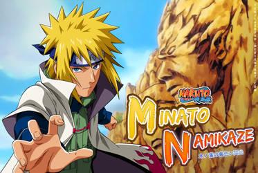 Naruto Shippuden - Minato Namizake by Tekilazo300