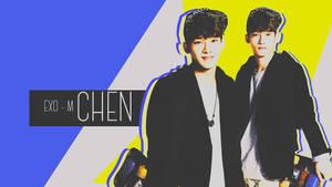 EXO - CHEN by disenble-fr