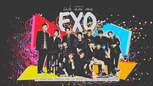 EXO Calendar 2014 by disenble-fr