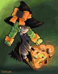 Halloween 2012 by cute-loot