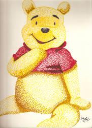 Winnie the Pooh by xouleikha