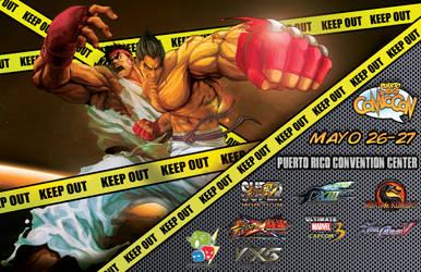 Comic Con Puerto Rico 2012 by xouleikha