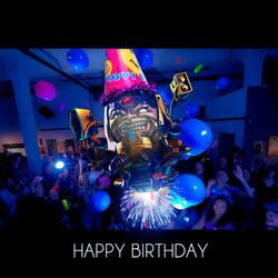 Happy Birthday, XCross by xouleikha