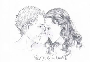 Warren + Verna by Sturmdaemonin