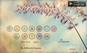 Finesse Icon Pack by aditya2611