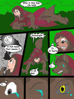 Red RidingWolf05 color by FullMoonMaster