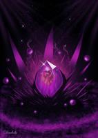 Twilight Sparkle Crystallized by Darksly-z