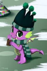 Spike exchange by Darksly-z