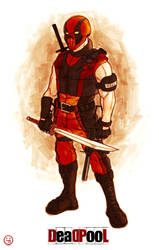 Deadpool Revamped 2.0 by AndrewKwan