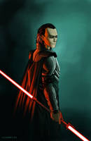Loki: Sith Lord by AndrewKwan