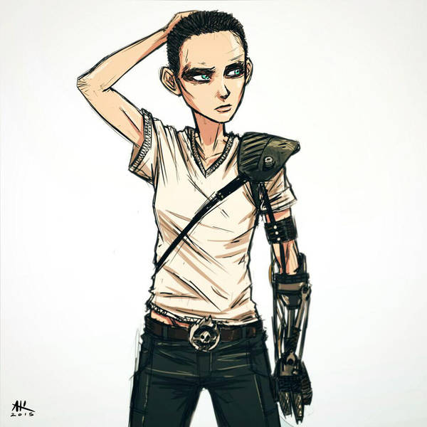 Casual Friday: Furiosa by AndrewKwan